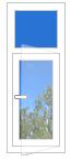 w11 p - Металопластикові вікна
