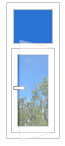 w11 p - Металлопластиковые окна