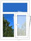 w13 p - Металопластикові вікна