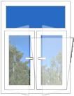 w14 p - Металлопластиковые окна