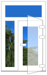 w21 p - Металлопластиковые окна