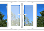 w60 p 150x105 - Металлопластиковые окна