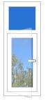 w61 p - Металопластикові вікна