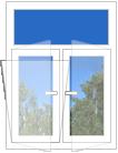 w64 p - Металлопластиковые окна