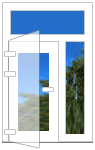 w71 p - Металлопластиковые окна