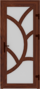 DR01 18 137x300 - Входные двери ПВХ