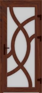 DR01 20 136x300 - Входные двери ПВХ