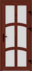 DR01 43 137x300 - Входные двери ПВХ