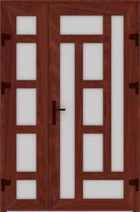 DR02 30 199x300 - Входные двери ПВХ