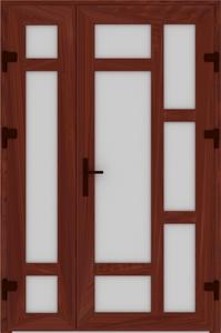 DR02 31 199x300 - Входные двери ПВХ