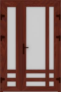 DR02 32 199x300 - Входные двери ПВХ