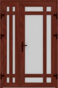 DR02 34 199x300 - Входные двери ПВХ