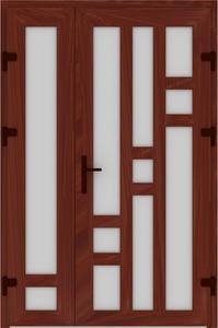 DR02 35 199x300 - Входные двери ПВХ
