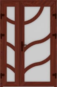 DR02 37 199x300 - Входные двери ПВХ