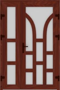 DR02 39 199x300 - Входные двери ПВХ