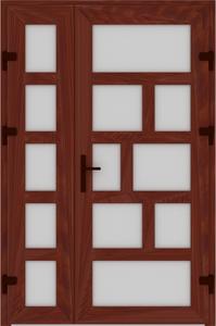 DR02 54 199x300 - Входные двери ПВХ