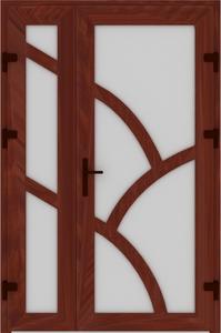 DR02 56 199x300 - Входные двери ПВХ