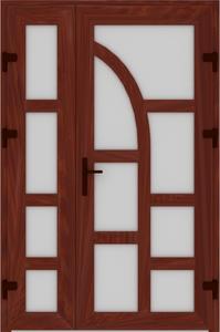 DR02 57 199x300 - Входные двери ПВХ
