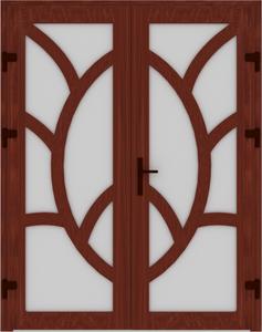DR03 01 237x300 - Входные двери ПВХ