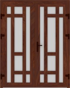 DR03 21 237x300 - Входные двери ПВХ