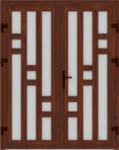 DR03 22 237x300 - Входные двери ПВХ
