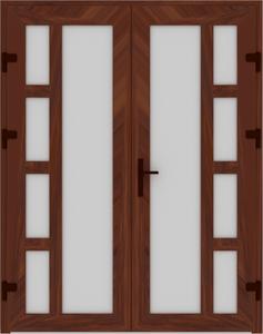 DR03 24 237x300 - Входные двери ПВХ