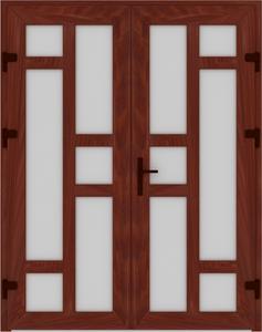DR03 27 237x300 - Входные двери ПВХ