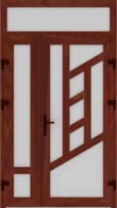 DR04 59 169x300 - Входные двери ПВХ