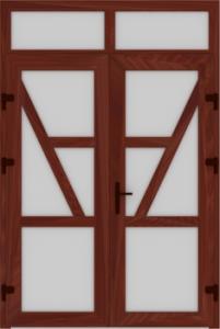 DR04 63 1 201x300 - Входные двери ПВХ