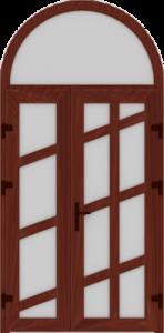 DR04 64 1 148x300 - Входные двери ПВХ