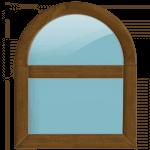 Нестандартні арочні вікна