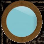 нестандартные круглые окна