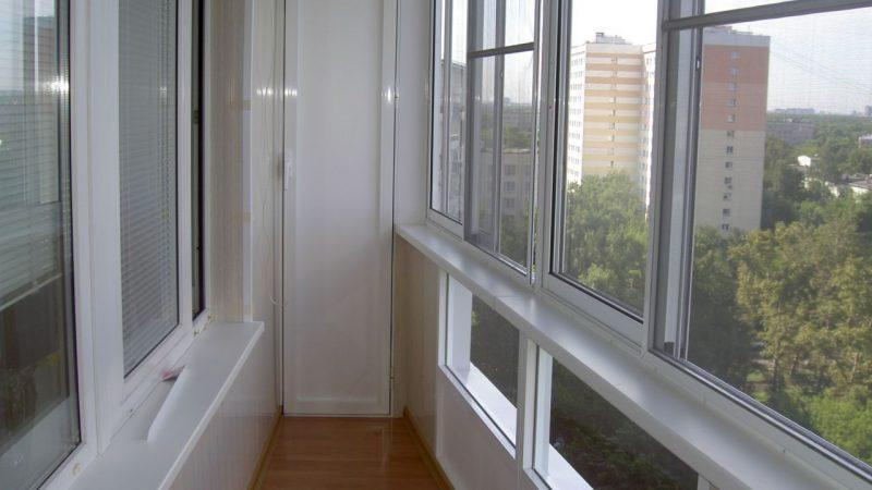 француский балкон