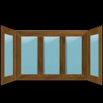 Нестандартные сложные окна