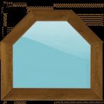 Нестандартні трапецевидні вікна