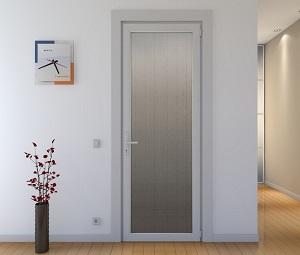 alum - Пластикові міжкімнатні двері від виробника