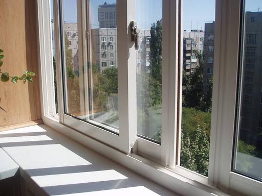 razdvizhnoe osteklenie balkonov - Раздвижное остекление балконов